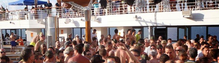 Atlantis Hong Kong to Japan gay cruise