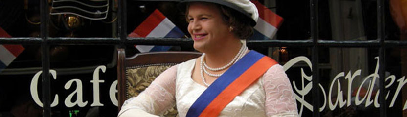Queensday - Royal Inauguration