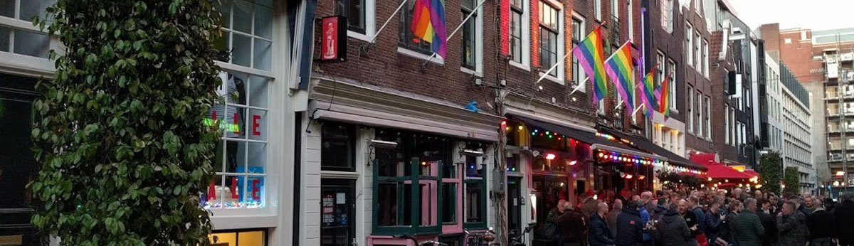 Amsterdam gay 125 clubs, saunas and hotels - Gay travel