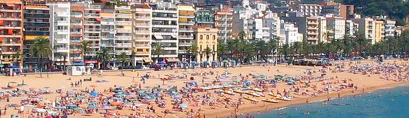 gay beach lloret de mar