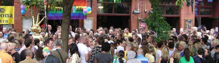 Manchester gay 25 clubs, saunas and hotels - Gay travel guide 2019 96458c3965