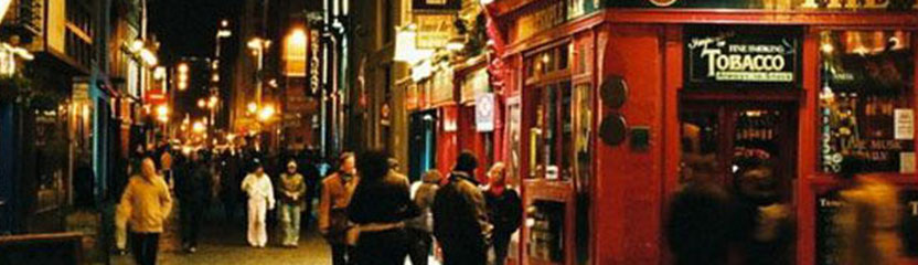 GAY DUBLIN GUIDE TO LGBT VENUES Dublin is the capital