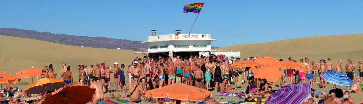 Gran Canaria gay 40 clubs, saunas and hotels - Gay travel