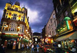 Soho gay bars and clubs