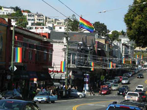 SF gay visitors guide