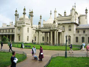 Brighton : queer paradise on the Soutch coast