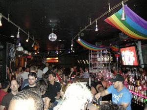 Nightlife and gay neighbourhoods