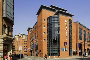 Hotels and B&B in Manchester
