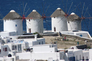 Combine your trip with Mykonos