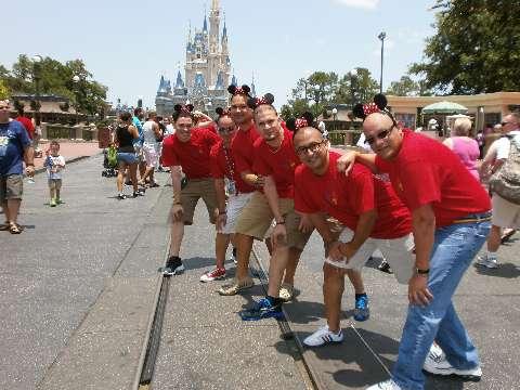 Gay Day At Disney